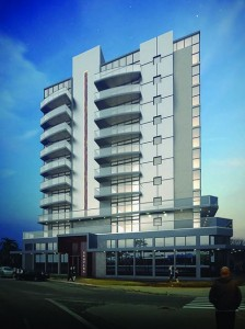 The Sansara on Pineapple Avenue is just one of several brand new condos coming to Downtown Sarsota